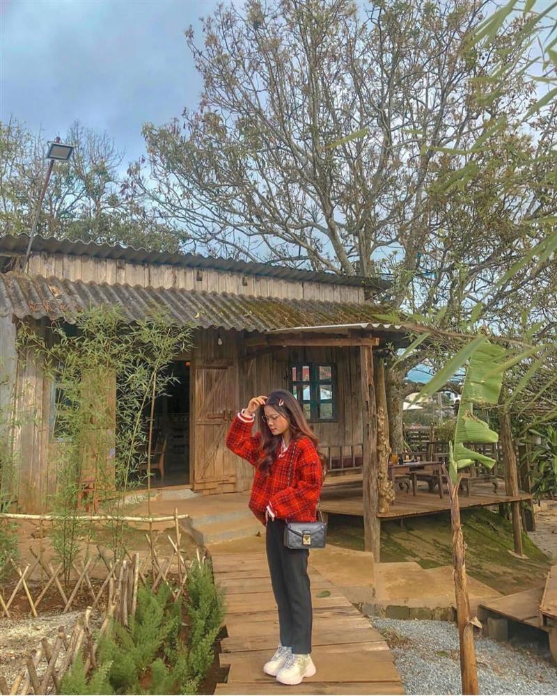 3 quán cafe ở Đà Lạt như đưa du khách lạc vào khu vườn bí mật-10