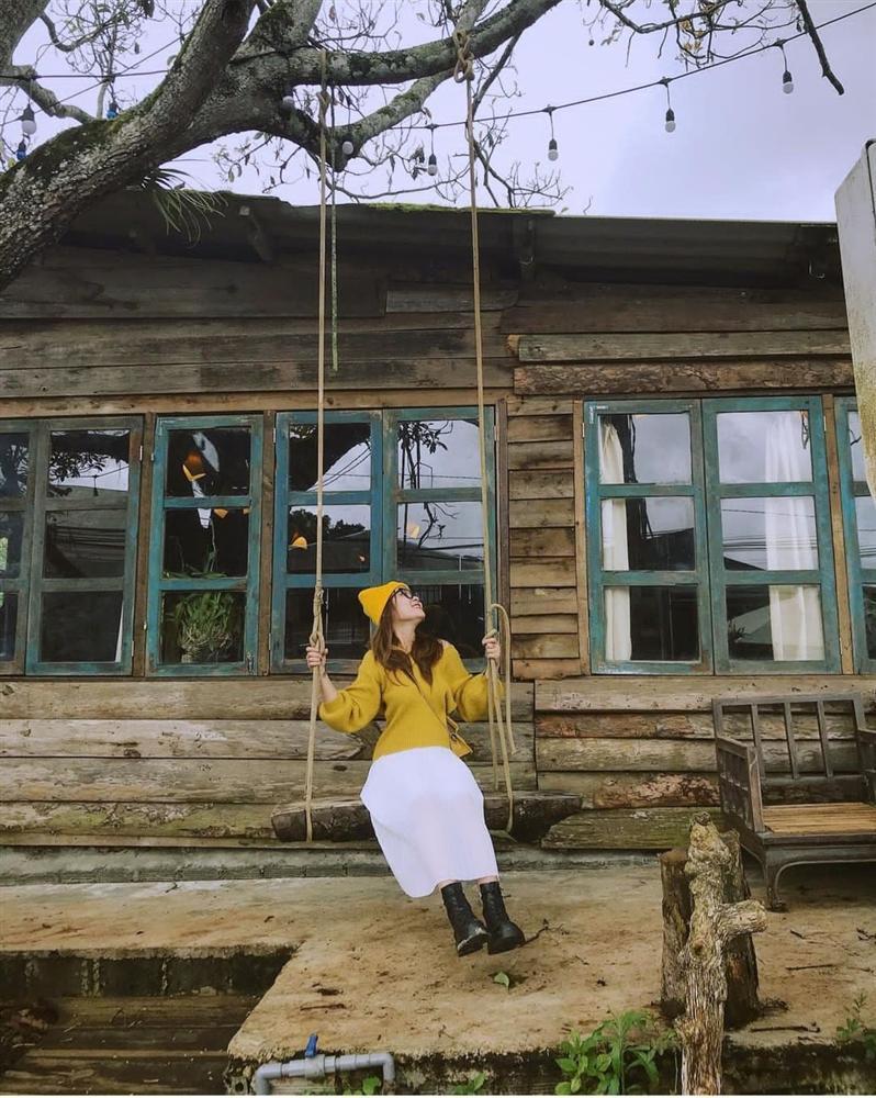3 quán cafe ở Đà Lạt như đưa du khách lạc vào khu vườn bí mật-11
