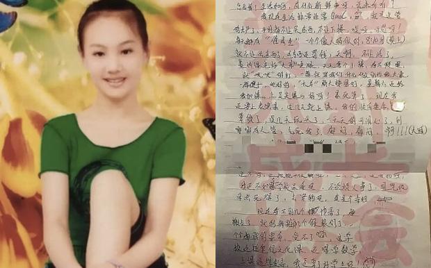 Lá thư Trịnh Sảng năm 12 tuổi gửi bạn cũ: Tràn đầy sự thù hận độc địa và từ ngữ chửi thề gây sốc!-1