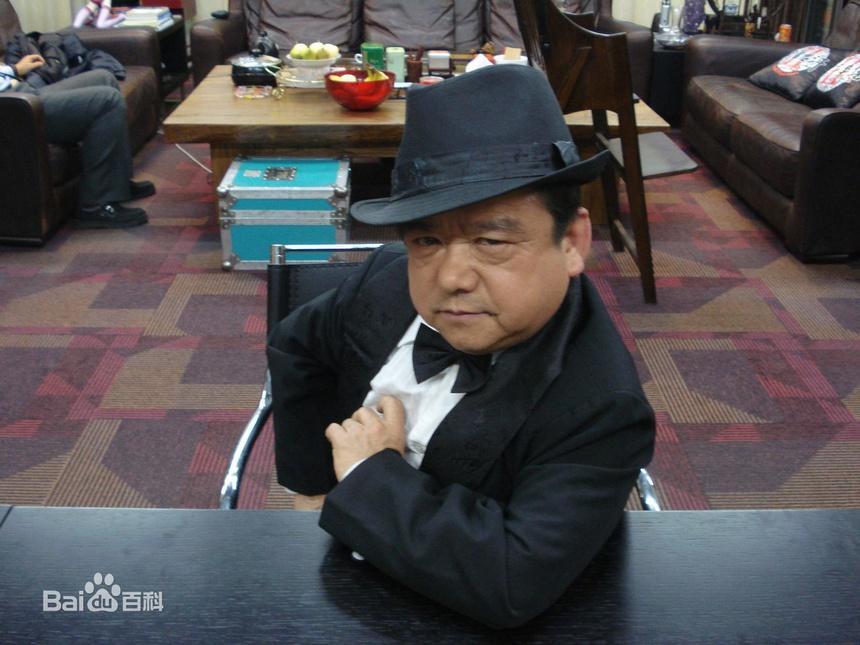 Ngoại hình diễn viên Trung Quốc - người 40 kg, người chỉ cao 1,28 m-2