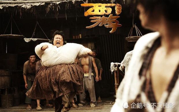 Ngoại hình diễn viên Trung Quốc - người 40 kg, người chỉ cao 1,28 m-4