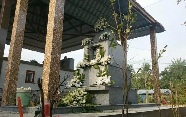 Tro cốt Vân Quang Long đã an vị tại quê nhà Đồng Tháp-4