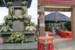 Tro cốt Vân Quang Long đã an vị tại quê nhà Đồng Tháp