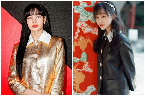 Trịnh Sảng không có cửa khi đụng hàng Yoona, Lisa BLACKPINK-1