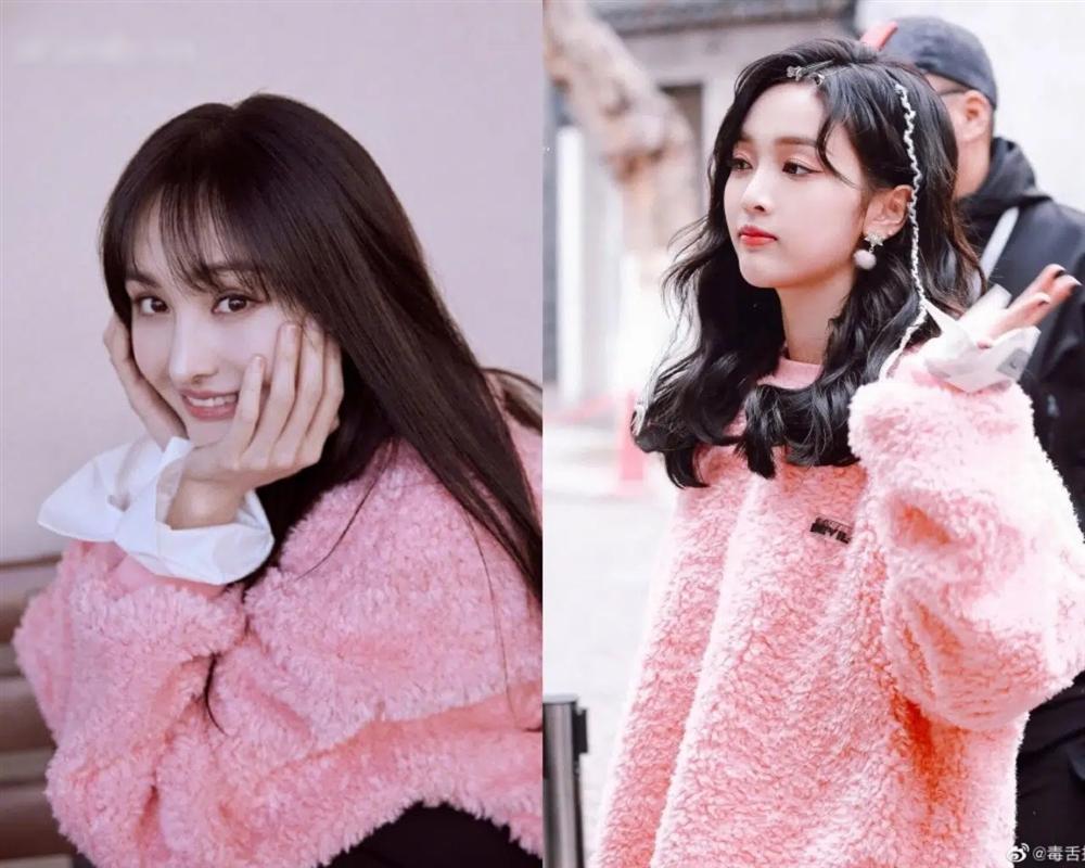 Trịnh Sảng không có cửa khi đụng hàng Yoona, Lisa BLACKPINK-5
