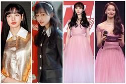 Trịnh Sảng 'không có cửa' khi 'đụng hàng' Yoona, Lisa BLACKPINK