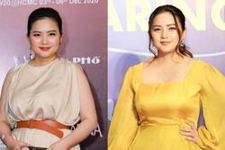 Phan Như Thảo không nhận ra mình sau 1 tháng 'ép mỡ', tự khen trẻ hơn hẳn