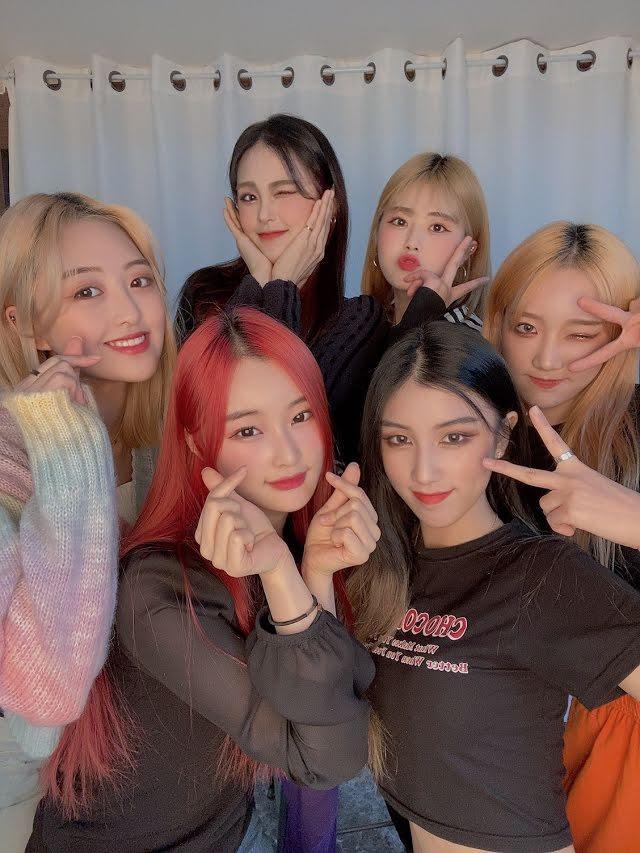 Điểm danh 7 girlgroups tân binh đổ bộ làng nhạc Kpop 2021-5