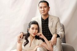 Lưu Hương Giang bị hiểu nhầm là bồ nhí Hồ Hoài Anh
