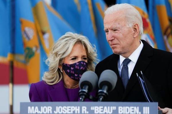 Các đệ nhất phu nhân Mỹ mặc gì tại lễ nhậm chức tổng thống?-1