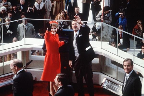 Các đệ nhất phu nhân Mỹ mặc gì tại lễ nhậm chức tổng thống?-6