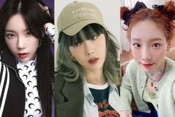 Hack tuổi đỉnh như SNSD Taeyeon, 32 tuổi mà nhìn như 20 nhờ loạt tóc này