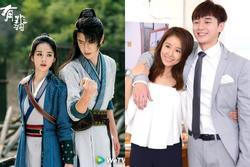 Triệu Lệ Dĩnh, Lâm Tâm Như từng yêu đàn em kém cả chục tuổi trong phim Hoa ngữ