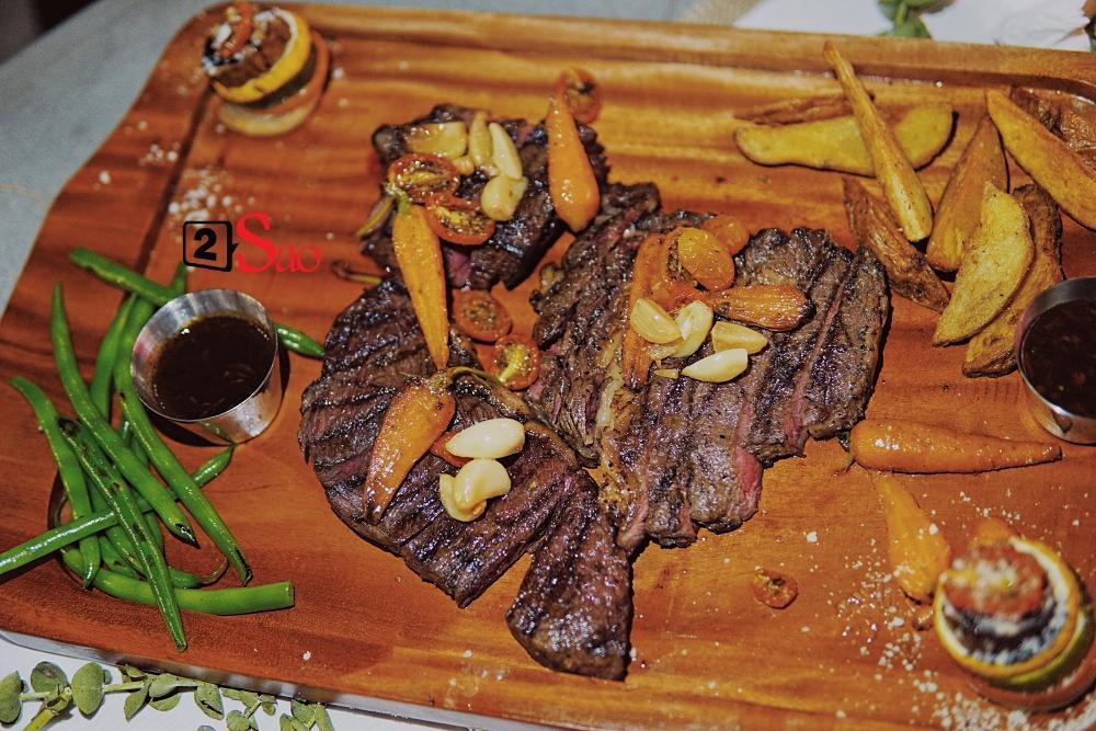 Thích thú với tên gọi món ăn mỹ miều trong menu tiệc cuối năm của Huỳnh Lập-6