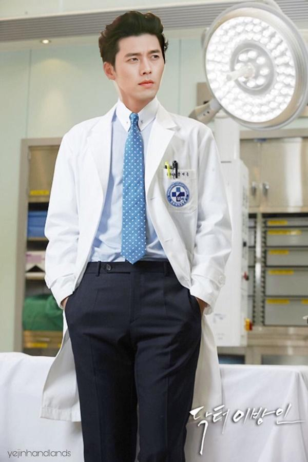 Rộ tin Hyun Bin đóng phim mới vai bác sĩ điển trai, netizen réo Son Ye Jin làm nữ chính-1