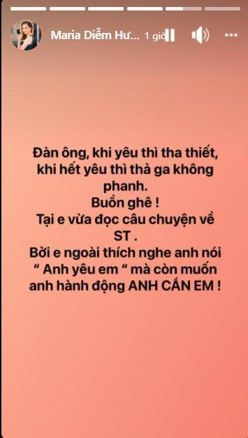 Sơn Tùng - Thiều Bảo Trâm bị nghi chia tay, dàn sao Việt xót xa nữ chính-4