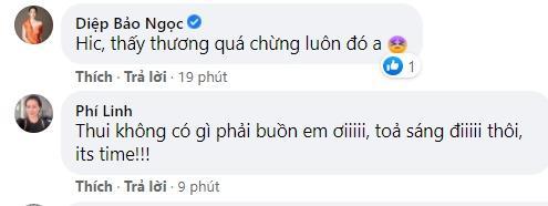 Sơn Tùng - Thiều Bảo Trâm bị nghi chia tay, dàn sao Việt xót xa nữ chính-11