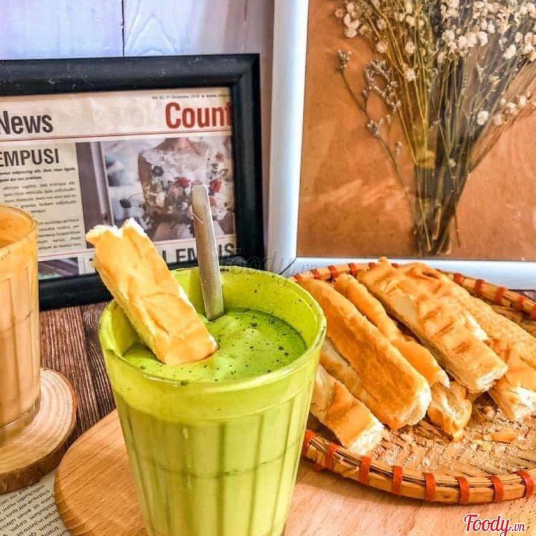Trà xanh bỗng hot trở lại, ăn sập Hà Nội với những món ngon làm từ matcha-3