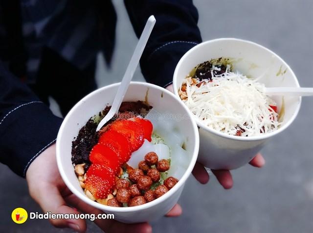 Trà xanh bỗng hot trở lại, ăn sập Hà Nội với những món ngon làm từ matcha-8