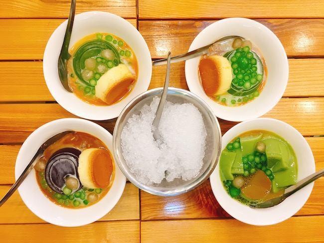 Trà xanh bỗng hot trở lại, ăn sập Hà Nội với những món ngon làm từ matcha-13