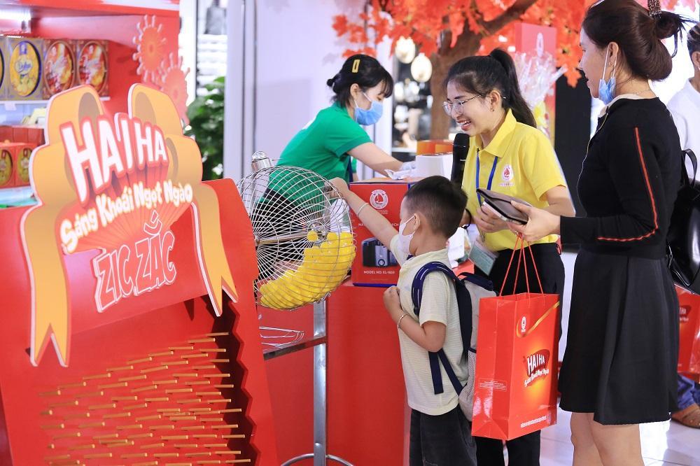 Rộn ràng đón Tết cùng Lễ hội bánh kẹo Tết Hải Hà 2021-2