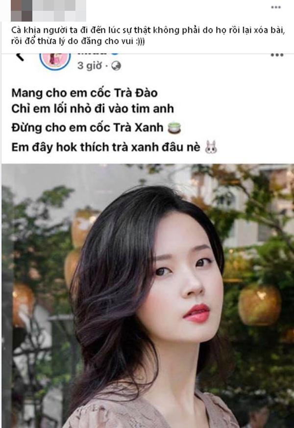 Midu bị chỉ trích ké fame khi làm thơ về trà xanh ăn theo Sơn Tùng - Thiều Bảo Trâm-3