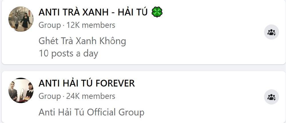 Phốt trà xanh giúp Sơn Tùng tăng 6 triệu follow còn Hải Tú bị lập group anti 234k thành viên-4
