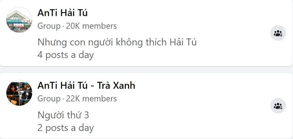Phốt trà xanh giúp Sơn Tùng tăng 6 triệu follow còn Hải Tú bị lập group anti 234k thành viên-5