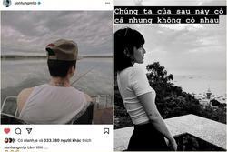 Netizen soi Sơn Tùng và Hải Tú có hình xăm đôi giữa nghi vấn hẹn hò
