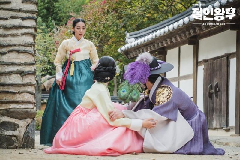 3 trà xanh đáng ghét nhất của phim Châu Á năm qua-4