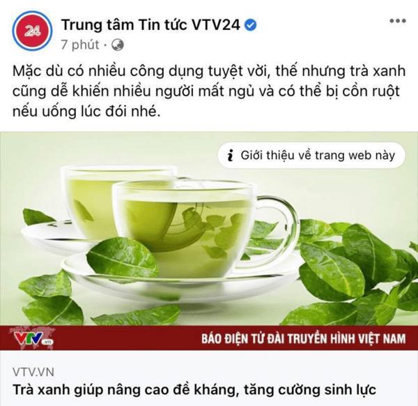 VTV cà khịa gắt sự xuất hiện của trà xanh khi Sơn Tùng - Thiều Trâm tan vỡ-2