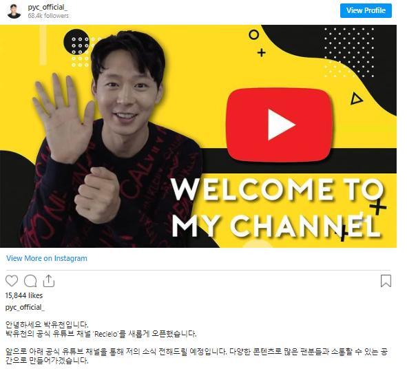 Netizens khinh bỉ Park Yoochun khi anh mở kênh Youtube trở lại làng giải trí-1