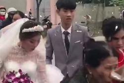 Xôn xao chú rể 2k3 buồn bã trong đám cưới vì bị ép lấy vợ 29 tuổi để gán nợ