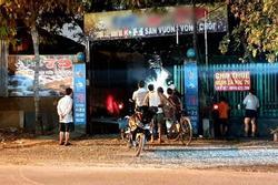 Thanh niên 'ngáo đá' ôm khư khư bình gas, can xăng dọa châm lửa đốt nhà