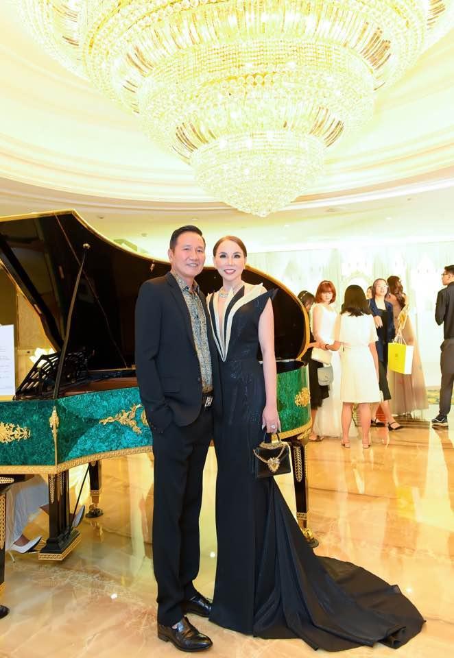 Hé lộ mối quan hệ thông gia nhà Huyền Baby với doanh nhân Quang Huy-7