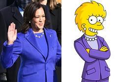 21 năm trước 'The Simpsons' đã tiên tri Kamala Harris thành Phó Tổng thống