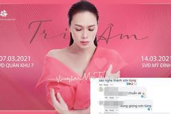 'Trà xanh' quá hot, Sơn Tùng trở thành khách mời liveshow Mỹ Tâm?