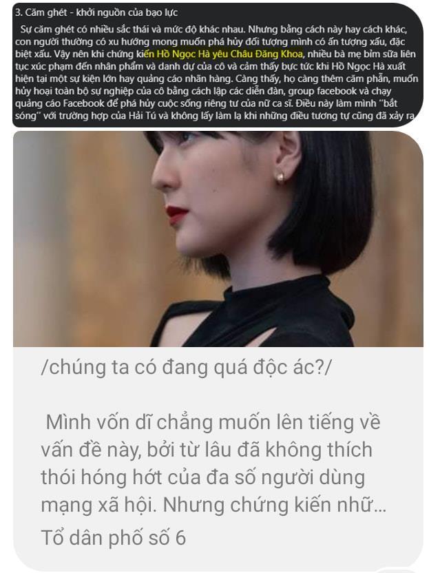 Châu Đăng Khoa hoảng hốt khi bị chỉ đích danh tình cũ Hồ Ngọc Hà-2