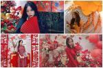 'U mê' sắc đỏ trước 4 quán cafe decor Tết, tha hồ check-in rực rỡ ở Hà Nội