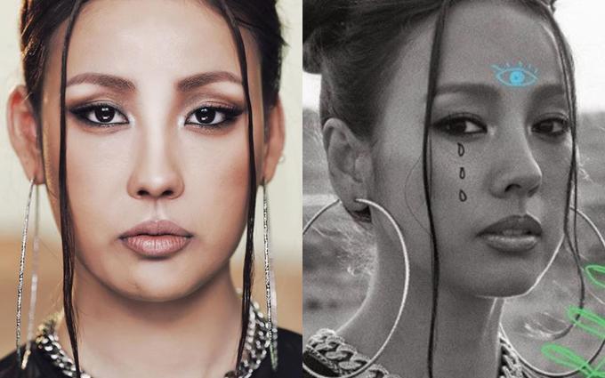 Thánh makeup xứ Hàn khoe tài trang điểm thành Jennie, Lee Hyori sao y bản chính-4