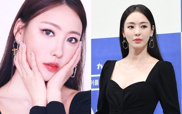 Thánh makeup xứ Hàn khoe tài trang điểm thành Jennie, Lee Hyori sao y bản chính-6