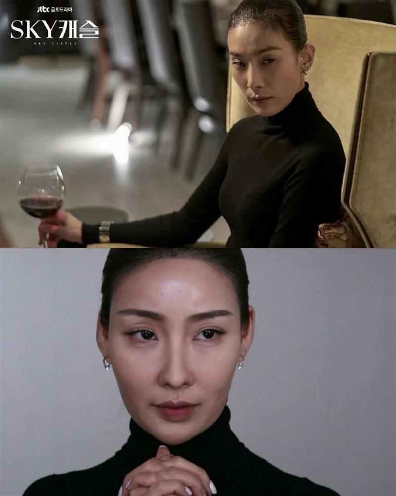 Thánh makeup xứ Hàn khoe tài trang điểm thành Jennie, Lee Hyori sao y bản chính-9