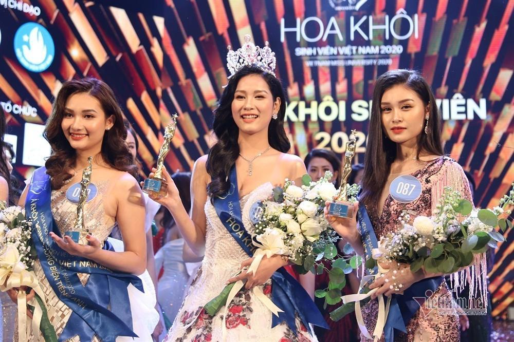 Tân Hoa khôi Sinh viên Việt Nam 2020 phát ngôn gây tranh cãi-1
