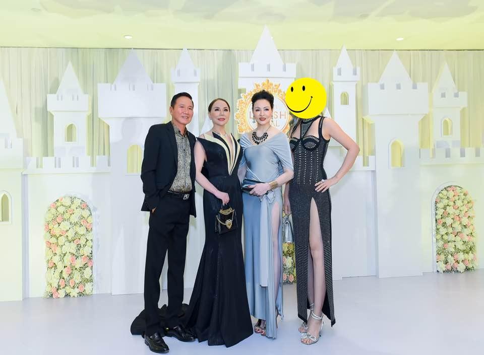 Hé lộ mối quan hệ thông gia nhà Huyền Baby với doanh nhân Quang Huy-5