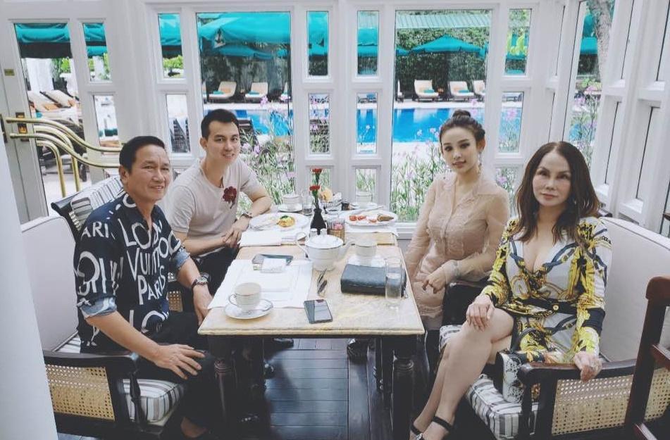 Hé lộ mối quan hệ thông gia nhà Huyền Baby với doanh nhân Quang Huy-2
