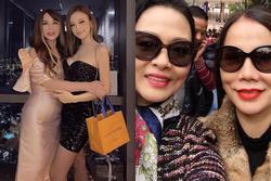 Hé lộ mối quan hệ thông gia nhà Huyền Baby với doanh nhân Quang Huy
