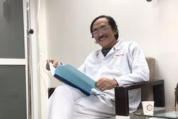 Nghệ sĩ Giang Còi bị ung thư hạ họng giai đoạn 3, đã di căn