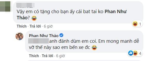 Phan Như Thảo muốn táng văng răng người chê mình mập như heo-3