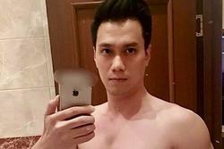 Việt Anh bị bắt bẻ khi cởi áo khoe body
