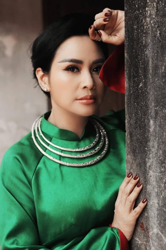 Xuất hiện bên hoa hậu Tiểu Vy, nhan sắc diva Thanh Lam gây chú ý-4
